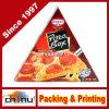 Contenitore su ordinazione di alimento della pizza della stampa (1333)