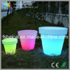Rechargeable Waterproof RGB Plastic LED Flower Pot (BCG-913V)