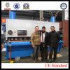 QC11Y-12X3200 Hydraulic Guillotine Shearing Machine, Steel Plate Cutting Machine com sistema de controlo de E21S