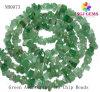 La fabbrica naturale eccellente dei monili della pietra preziosa, Aventurine verde scheggia i branelli,