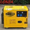Bon prix de Portable diesel silencieux du générateur 6kVA
