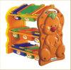 Kaiqi Gruppe wenig heißes Verkaufs-Spielzeug-Ansammlungs-Zahnstangen-Spiel-Plastikgerät