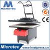 Machine ouverte 80X100cm de presse de la chaleur d'automobile - Stm-40, presse de la chaleur de sublimation de grand format