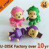 USB Flash (YT-6433-22) di 1-64GB Real Capacity Monkey Cartoon