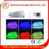 Color del RGB que cambia la línea doble tira del 120LEDs/M de SMD 5050 LED