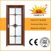 上の販売のアルミ合金の浴室のドア(SC-AAD055)