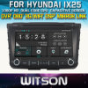 Hyundai IX25 Head Unit Car DVD를 위한 Witson Windows