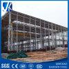 Hangar largo del taller del almacén de la estructura de acero de la alta calidad del palmo 2016