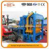 Máquina hidráulica do tijolo do cimento quente do bloco