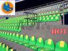Asientos traseros de la silla del estadio