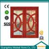 Porte en bois pour la pièce intérieure d'hôtel avec le modèle neuf (WDP2037)