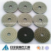Spirl Diamond Wet Polishing Pads para Big Polishing Machine