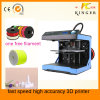 Fdm de escritorio 3D Printer Guangzhou Directly Selling con PLA Filament de 2kg Free