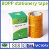 3 pollici di Paper Core BOPP Adhesive Stationery Tape Made in Cina