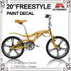 20  nouveau vélo de style libre de la couleur BMX d'impression (ABS-2047S)
