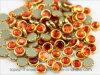 Nail jacinto de perlas de cristal de la Cuenca del arte del clavo de adornos de diamantes de plástico (HF-SS20 jacinto)