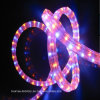 Luz decorativa Decorativa 3 fios Flat LED Rope Light-Multi Colors