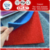 Panno morbido Carpet 400G/M2 con Color Red e Gray ed azzurro e Green
