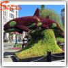 Завод Topiary самого последнего продукта искусственний для украшения парка