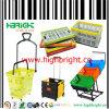 Supermarkt-Geräten-Obst- und GemüseSpeicher-System-Befestigungen