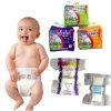 El precio de fábrica liso púrpura de Backsheet posee los pañales disponibles del bebé de la marca de fábrica en África