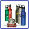 Бутылка воды перемещения спортов нержавеющей стали (R-9016)