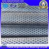 Maglia ampliata rivestita di plastica del metallo che recinta per proteggere
