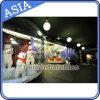Verziert Weihnachtsaufblasbare Schnee-Kugel-aufblasbares Weihnachten Kugel