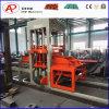 Máquina concreta automática del bloque de la pavimentadora Qt10-15/máquina de fabricación de ladrillo