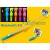 Mini vara portátil Bluetooth Monopod sem fio Pólo de Selfie