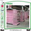 Розовая сверхмощная гондола полки