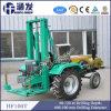 Piattaforma di produzione del trattore del grande diametro di Hf100t per i pozzi d'acqua