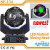 움직이는 Head 4in1 Beam LED Stage Effect Light