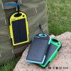 5000mAh Solar Charger Powerbank с Keyring