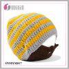 Späteste lustige Hand-Knitted Acrylschutzkappe des bart-2015 (SNMXM017)