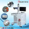 Máquina da marcação do laser da peça de metal