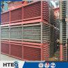 Preaquecedor personalizado certificado da câmara de ar Finned do ISO H para a caldeira da central eléctrica
