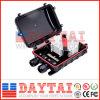 Divisor durable del encierro del empalme del cable óptico de fibra en el precio bajo