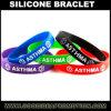 Silicone Wristband Bracelet con Client Logo
