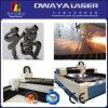 Grande machine de découpage de laser de pipe d'acier inoxydable
