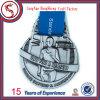 Медаль металла марафона изготовления идущее