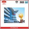 Алюминиевый строительный материал профиля для коммерчески зданий