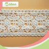 Qualität Tulle mit französischem Lace White Cotton Trimming Lace