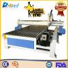 Machine 1325 de gravure en bois de découpage de couteau de commande numérique par ordinateur avec le dispositif rotatoire