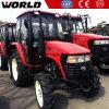 Tractor van het Systeem van de Controle van het Systeem van de Rem van de lucht 55HP de Hydraulische (WD554)