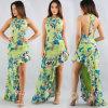 2017 de Hete Verkoop Gesublimeerde Sexy Kimono/Kaftan van Af:drukken (A981)