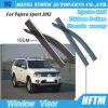pour le butoir 2012 de pluie de véhicule de Mugen de moulage par injection de sport de Pajero
