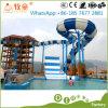 グループ水スライド、Interativeの水公園装置、おかしい水スライド
