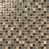 Mosaïque en verre et de pierre (VMS8102 300X300mm)