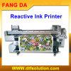 Machine réactive d'impression à l'encre de teinture de Digitals pour l'impression de roulis de Textiel